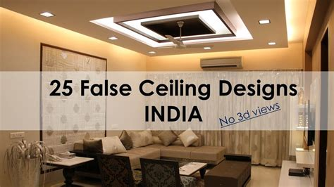 Home Ceiling Design India by False Ceiling Designs India For Living Room Dining