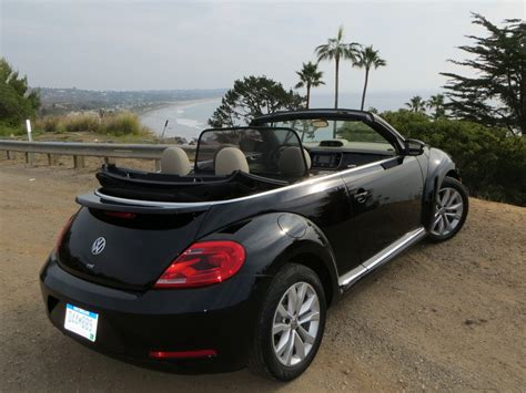 beetle volkswagen black vw beetle convertible black