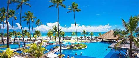 quais sao os melhores resorts  inclusive  nordeste