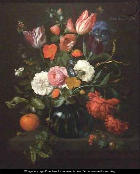 Jan Davidsz De Heem Vase Of Flowers vase of flowers 2 jan davidsz de heem wikigallery org the largest gallery in the world