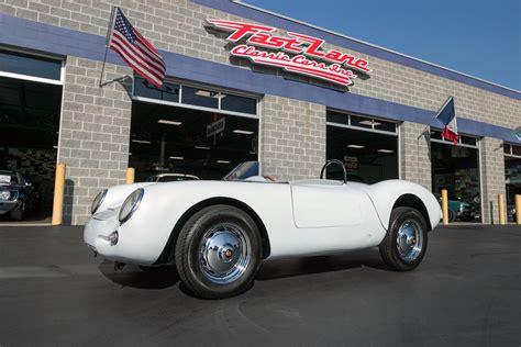 porsche spyder replica 1955 porsche 550 fast cars