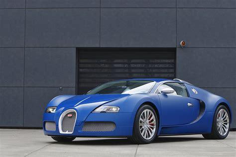2009 Bugatti 16 4 Veyron Bleu Centenaire Bugatti