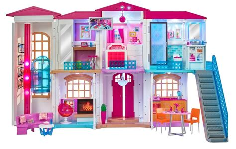 barbies dream house amazon barbie hello dreamhouse only 239 99