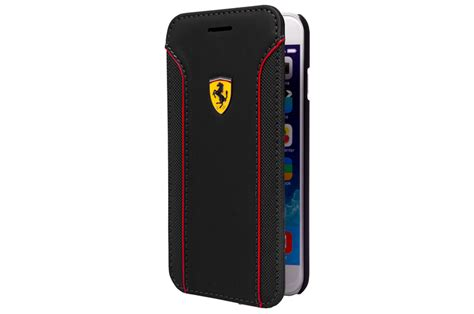 Leather Iphone 6 Fe458gflbkp6bl Book Type Black black leather book iphone 6