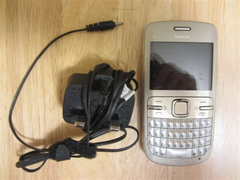Sale Charger Nokia Kecil gold nokia c3 with charger for sale in drogheda louth from marzena1375