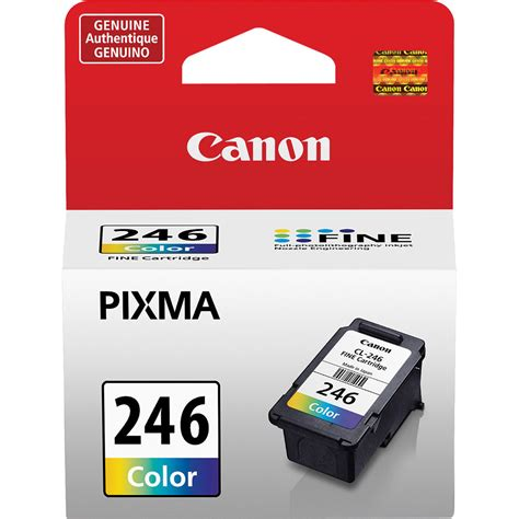 color ink cartridge canon cl 246 color ink cartridge 8281b001 b h photo