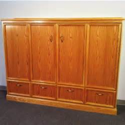 Murphy Bed Kit With Wood Deluxe Murphy Bed Kits Side Mount Rockler Woodworking