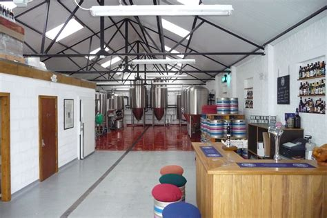 The Shed Brewery by Tractor Shed Brewing Micropub And Microbrewery Association
