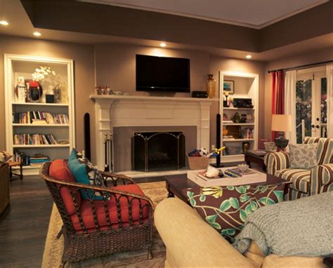 modern family living room reckless bliss more quot modern family quot house decor