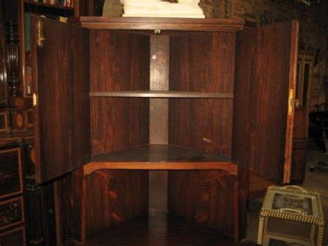 vintage modern furniture chicago modern corner cabinet rosewood beautiful olde