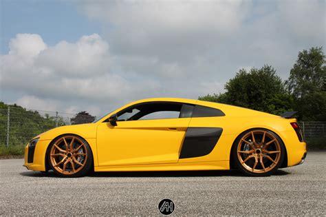 Audi R8 Felge by Audi R8 Drago Ah Car Design Schmidt Felgen