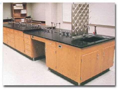 lab bench material ergonomics radiological environmental management