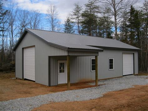Virginia Barn Company Horse Barn Construction Contractors 12x12 Overhead Door