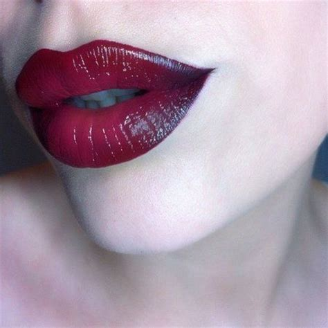 Ombre Lipstick Burgundy 17 best images about make it pretty on skin ombre and make up