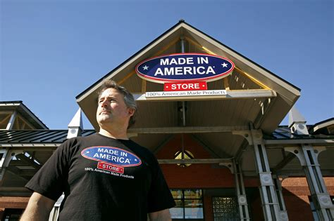 made in america an at the made in america store it s a challenge to keep the aisles full the san diego union tribune