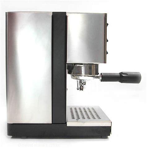 make an americano on rancilio silvia espresso machine from rancilio silvia