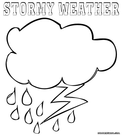 weather coloring page free weather coloring pages coloring pages to download and print