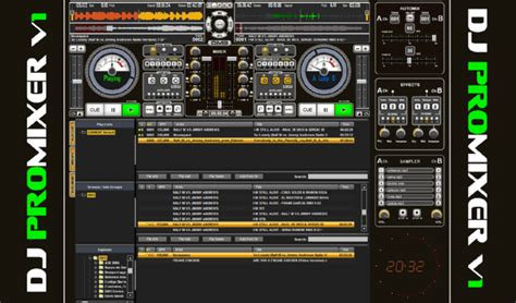 dj software free download full version windows xp download dj promixer free 1 0