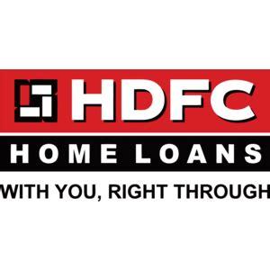 hdfc home loan logo vector logo  hdfc home loan brand