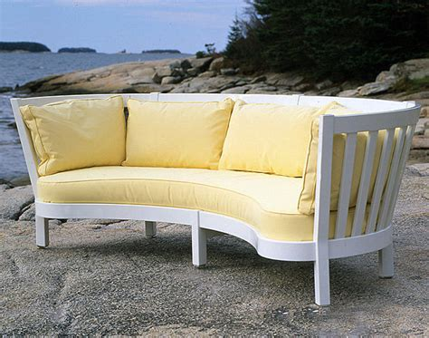 unique benches and settees westport settee weatherend