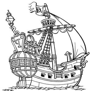boat themed drawing pirate ship drawing google search pirate pinterest