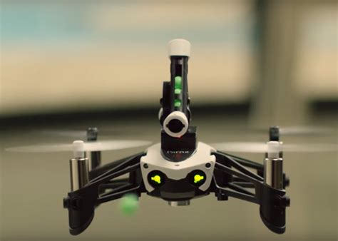 Drone Parrot Mambo parrot s mambo drone might help you take out that pesky