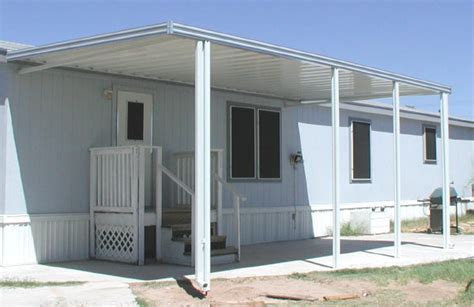 porch awnings for mobile homes aluminum patio covers