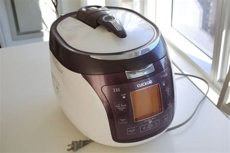 Rice Cooker Korea korean cooking kitchenware rice cooker maangchi