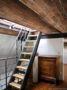 echelle metallique loftylovin 27 stair design ideas to organize your loft