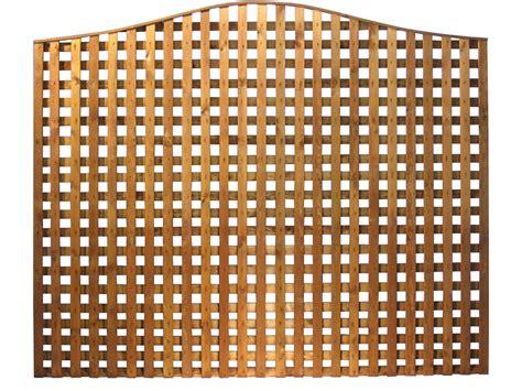 Small Trellis Panels Contoured Top Heavy Duty Trellis Panel Small Spacings