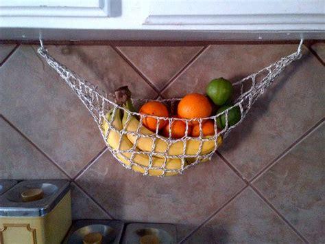 fruit hammock the banana hammock cotton linen fiber crochet
