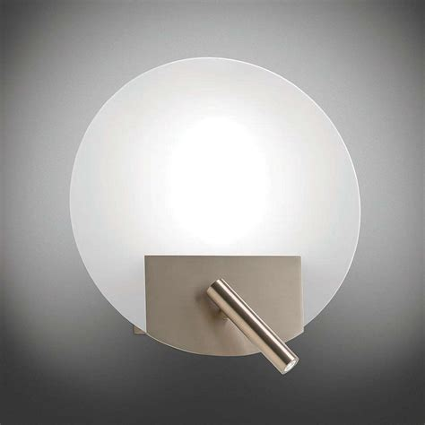 Flat Wall Sconce Flat Glass Wall Sconce By Alma Light Ylighting