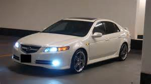 white phantom 2007 acura tl specs photos modification
