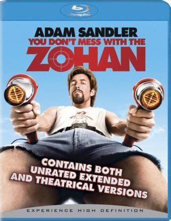 Should You Mess With Adam Sandler In The Zohan by You Don T Mess With The Zohan 2008 Directed By
