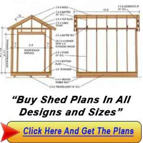 Buy Blueprints by Buy Shed Plans The Truth About Paid Shed Plans