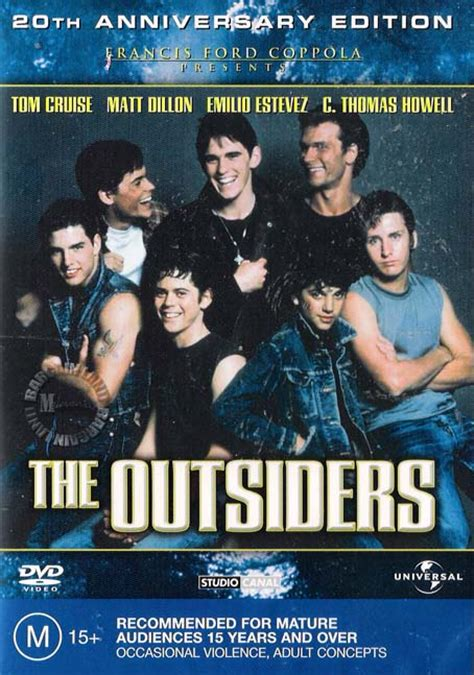 universal themes in the outsiders the outsiders dvd 2003 new 3259190251625 ebay