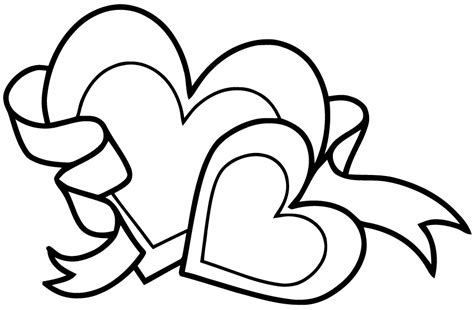 coloring pages of hearts on fire nged hearts on fire colouring pages page 2 cliparts co
