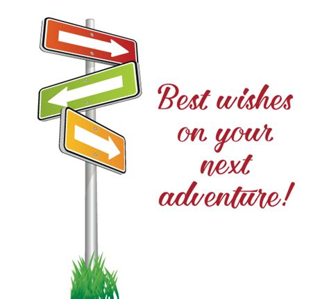 Wedding Wishes Adventure by New Adventures Await Free Luck Ecards Greeting