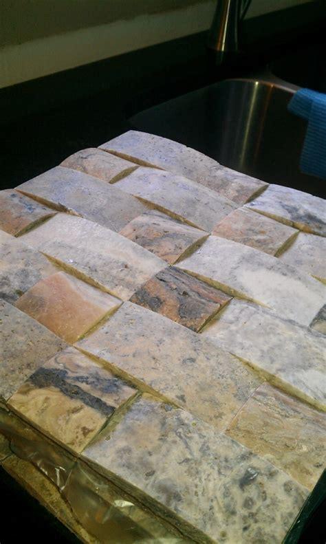 Cover Tile Backsplash by Backsplash Cover Plates Flooring Contractor Talk