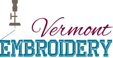 embroidery design companies about vermont embroidery