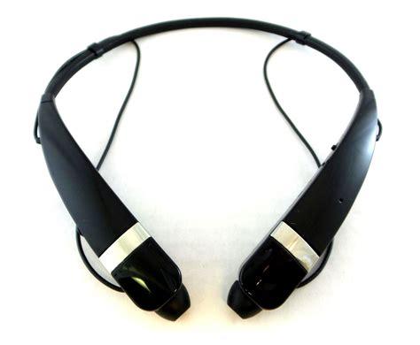 Heatset Bluetooth Lg Tone Plus Wireless Stereo Henset Putih Hitam lg tone pro hbs 760 headphones wireless bluetooth stereo