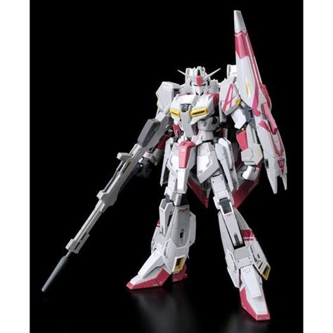 Bandai Rg 1 144 Zeta Gundam Iii Ver Gft Limited Clear Color bandai rg 1 144 msz 006 3 zeta gundam iii ver gft limited color scale model kit gunpla