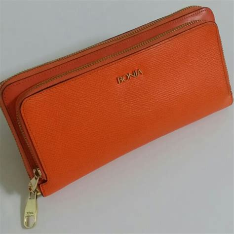 Bonia Leather bonia leather wallet excellent condition orig price 235