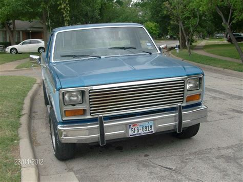 Ford F 150 1984   For Sale by Owner in Dallas, TX 75228