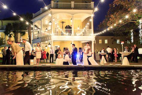 William Aiken House  Wedding Venue Downtown Charleston SC