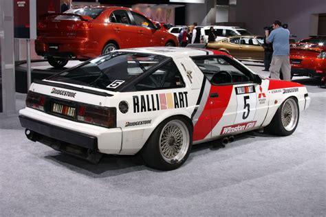 mitsubishi starion rally car 87 mitsubishi colt starion rally car japan classic