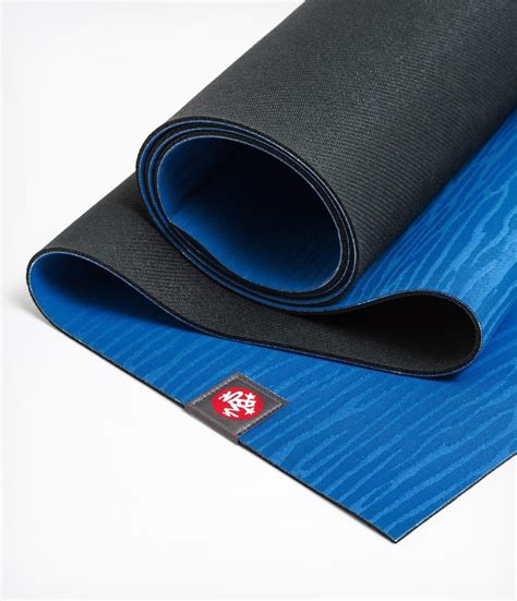 Ekolite 4mm Manduka Mat Verve manduka eko lite yogamatte skandinavisk og
