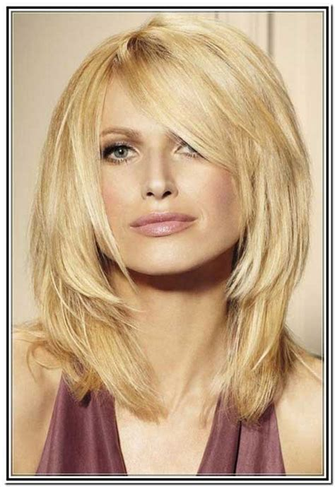 how to cut medium length hair in layers must see mid length layered hair ideas hairstyles