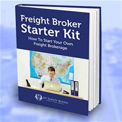 Getting Started In Brokers how to become a freight broker jw surety bonds