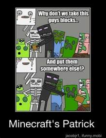 Memes Minecraft - 17 best images about minecraft stuff on pinterest funny